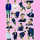 Descendants Of The Sun Song Joong Ki Song HyeGy Luggage Lagtop Decals Sticker