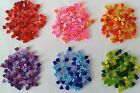 TRIMITS MINI CRAFT BUTTONS 6mm- HEARTS - 6 New Colours - 5g packs