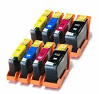 2 Sets of Compatible (non-OEM) Ink Cartridges to replace Lexmark 100XL