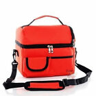 Men women Picnic lunch bento box bag thermos cooler Ice Bags