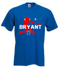 """Kris Bryant Chicago Cubs """"Air Bryant"""" jersey T-shirt S-5XL"""