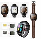 Sport Smart Watch SIM Phone-Watch with Camera For iOS/Android iPhone Samsung LG