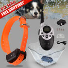 New 1000 Yard 4 Levels Waterproof Dog Shock Training Collar Rechargeable Remote