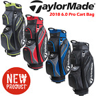 TAYLORMADE CART BAG PRO 4.0 TROLLEY BAG NEW 2016 14 WAY DIVIDER TOP CART BAG