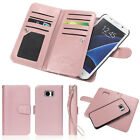 Luxury 9 Card slot Leather Wallet Case Flip Cover For Apple iPhone8 7/6S Plus SE