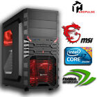 Gamer PC Quad Core i7 6700 4x 4,00 GHz GTX 970 OC 8GB 120GB 1TB Windows 10 01