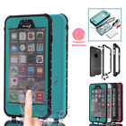 Touch ID Waterproof Shockproof Case Cover For Apple iPhone 6 & iPhone 6 Plus nj