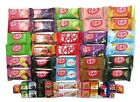 Japanese sweets KitKat 30 chocolate 24 different  flavors Novelty Japanese Candy