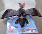 UK Mcdonalds How to Train Your Dragon 2 Toy Figure & Masks