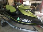 SEADOO RXT 215 HP SUPERCHARGED WAVERUNNER,PWC,FAST 4 STROKE AND 2014 TRAILER