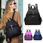 Women's Waterproof Nylon Backpack Rucksack Travel Casual Purse Bag Cute Pack