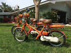 2x Honda Express NC50 Scooters - 1977 1978 - Vintage,  Antique,  Motorcycle,  Moped