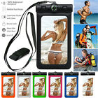 galaxy s2 best deals - New Best Waterproof Underwater Pouch Dry Bag + Compass Case Cover for Cell Phone