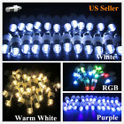 Waterproof LED Light Paper Lantern Balloon wedding Christmas party decor
