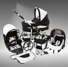 Matrix II Luxus Kombi Kinderwagen Set + Babyschale