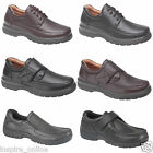 NEW MENS EXTRA COMFORT SHOES OFFICE WORK SMART FORMAL CASUAL DRESS SHOE SIZE