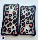 NEW Lady Iphone 6/ 6 Plus Leopard Print Clear TPU Slim Case Protector Cover