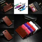 Flip Stand Card Holder Wallet Leather Case Cover For LG G5 K10 K7+Free Gift New