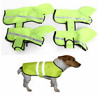 Hi Visibility Pets Jacket Rain Coat With A hood Cats Dogs Sizes S-XL
