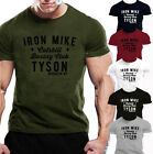 IRON MIKE TYSON T-SHIRT MENS CATSKILL BOXING CLUB LEGEND UNISEX