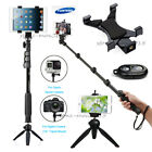Selfie Stick Monopod Tripod+Bluetooth Remote for iPad Mini/iPad air 1/2/iPad 3 4