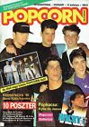 Giga rare NEW KIDS ON THE BLOCK COVER, +giant size poster/pinup Hungarian mag 91