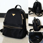 Women's Water Resistant Nylon Small Backpack Rucksack Purse Daypack Travel Bag