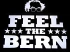 Feel The Bern Burn Bernie Sanders Black Long Sleeve T Shirt Political Sizes 5x