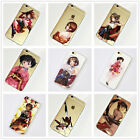 Koutetsujou no Kabaneri Anime iPhone 4s 5s 5c 6 6s Plus Soft Case Silicone TPU
