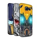 Robots Phone Case/Cover for Samsung Galaxy S6 Edge