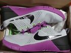 WMNS NIKE METCON 1 Wolf Grey Black Vivid Purple 813101 00...