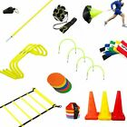 FH ® Speed Agility Hurdles Poles Cones Ladders Football Training Sport Equipment
