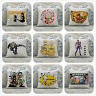One Punch Man Anime Manga Game Cotton Linen Throw Pillow Case Cushion Cover