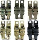 FMA Tactical Combat Fast Mag Pouch Set Holster 7.62 Magazine Molle Strike System