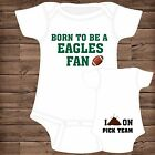 baby center poop -  Born To Be A Eagles Fan I Poop On (You Pick Team) Baby Bodysuit {F}