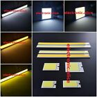 12v 2W-6W COB LED Square/ Strip Light High Power Lamp Bead Chip Warm/Cool White