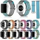 Woven Nylon Loop Wrist Watch Band Strap for Apple Watch Sport Edition 38mm/42mm