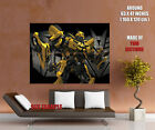 Bumblebee Transformers Movie Wall Print POSTER - Time Remaining: 3 days 5 hours 37 minutes 57 seconds
