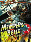 The Memphis Belle Retro Movie Classic Wall Print POSTER