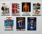 JAMES BOND 007 / SEAN CONNERY MOVIE POSTER MAGNETS (dr no goldfinger thunderball $25.75 USD on eBay