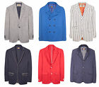 Gabicci Vintage Mens Smart Tailored Blazer and Quilted Jacket