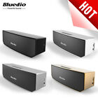Bluedio BS-3 Bluetooth 4.1 Wireless Stereo Portable Mic 3D Home Speaker System