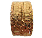 Indian Traditional Gold Plated Ethnic Women's Fashion Jewelry Bangle Bracelets