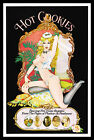Hot Cookies FRIDGE MAGNET 6x8 Classic Porn Magnet Movie Posters Prints