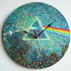 """Pink Floyd Collection - Dark Side Of The Moon - 12"""" Vinyl Record Clock, the wall"""