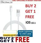 Sync & Charger USB Data Lead Cable For iPhone 6 6s plus 5 5C 5S iPad 4 Air Mini