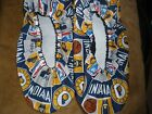 INDIANA PACERS BOWLING SHOE COVERS-MED, LG OR XL