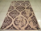Indian Handmade Tufted Modern Custom Bespoke Wool Carpet Area Rug Alfombras Hali