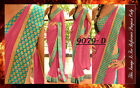 Bollywood Inspired - Party Wear Pink Border Work Saree - 9079-D