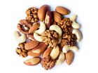 Food To Live  Mixed Raw Nuts   Cashews Walnuts Almonds Brazil Nuts